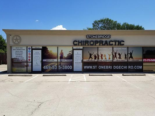 Chiropractic The Colony TX Office