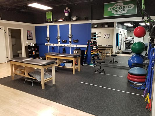Chiropractic The Colony TX Exercise Space