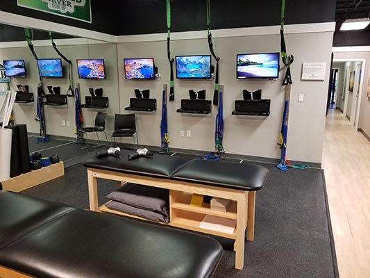 Chiropractic The Colony TX Room for Exercise