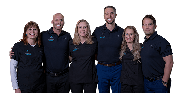 Chiropractor The Colony TX Dr Andrew Oteo and Team